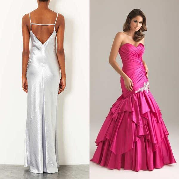 Довгі вечірні атласні сукні Довгі вечірні атласні сукні ... f88b68e24e4cc