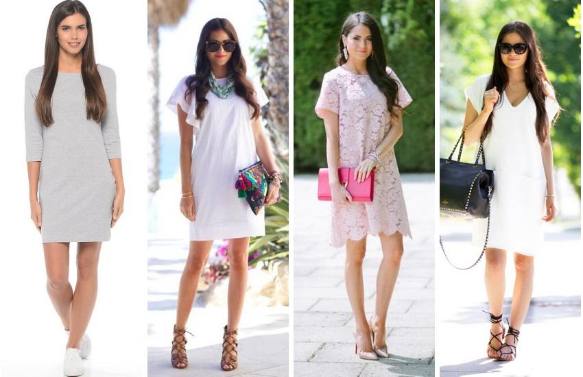 Мода платья на лето 2017
