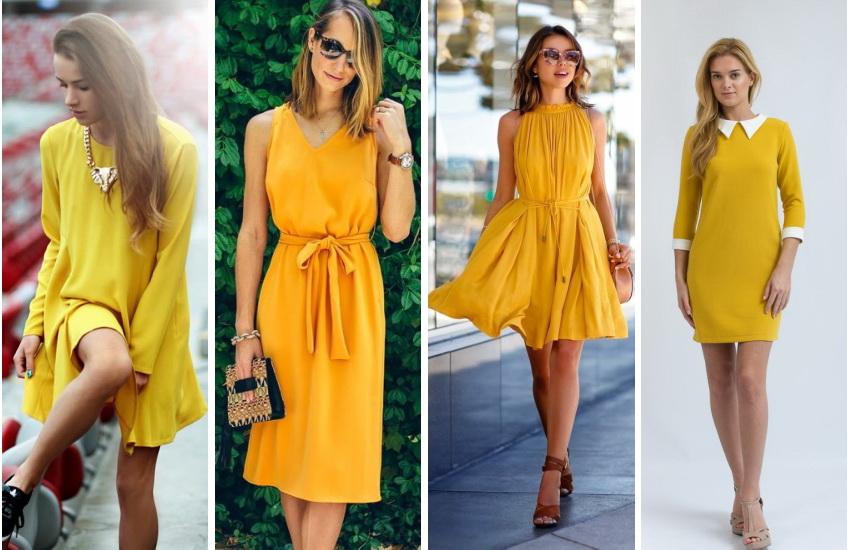 Мода Лето 2017 Платья