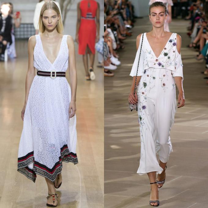 Літні сукні 2017  фото і новинки модних колекцій d6d15c43289a3