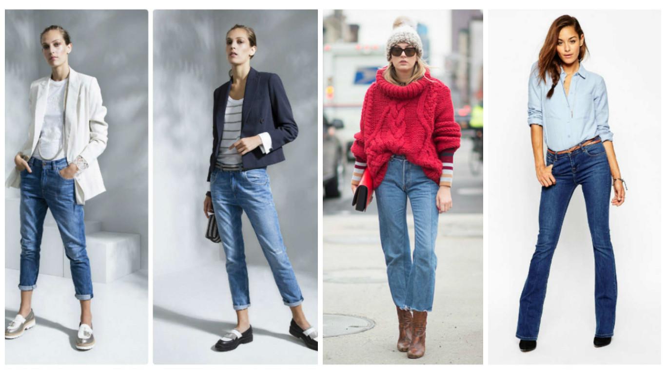 Модні жіночі джинси 2017-2018  новинки і тренди сезону весна-літо та ... 18c189c4d9a73