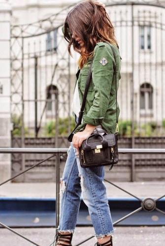 Особливості жіночого одягу в стилі мілітарі. стиль мілітарі стиль мілітарі d628d9421f0e1