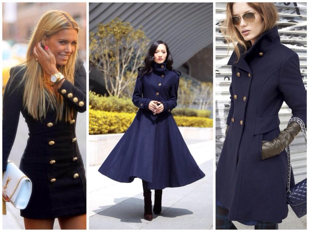 Осінні варіанти піджака і пальто