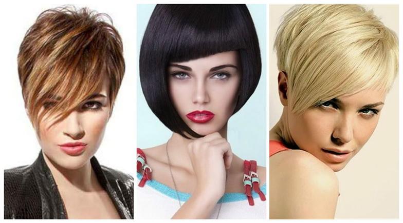 Новые модели женских стрижек