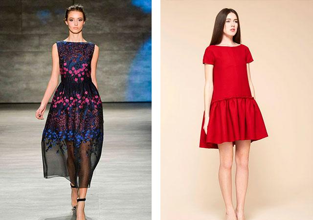 Літні сукні мода - 2017  фасони на літо b4c5b0194e4af