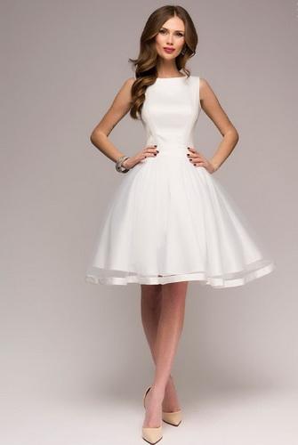 Літні сукні без рукавів  з чим носити 4668023ed0555