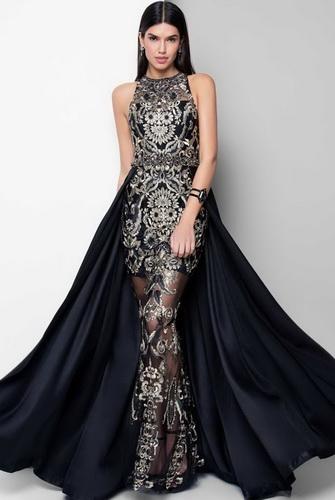 чорна сукня із золотим мереживом чорна сукня із золотим мереживом 12171d8be5269