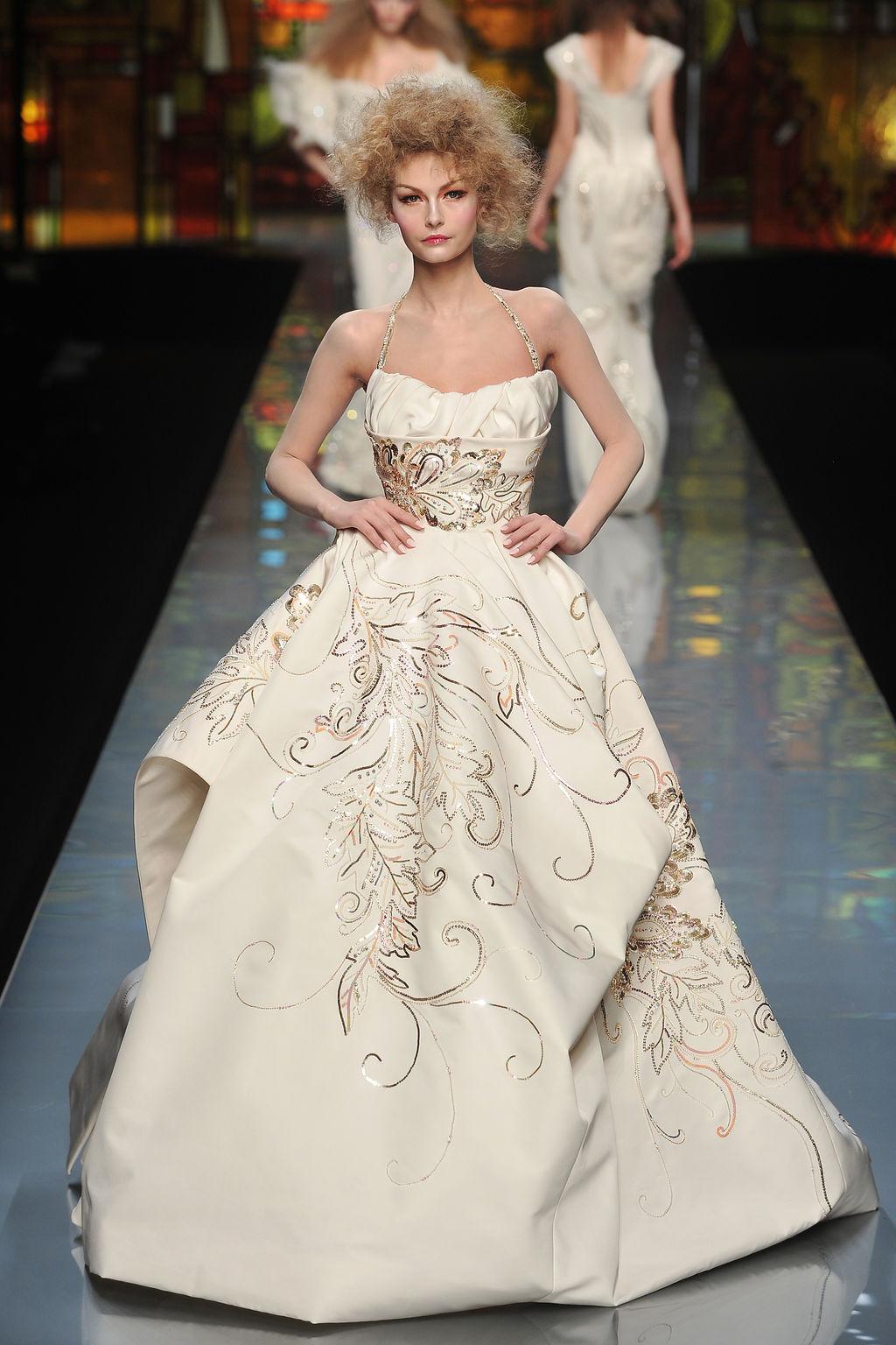 Свадебные платья дизайнерская работа