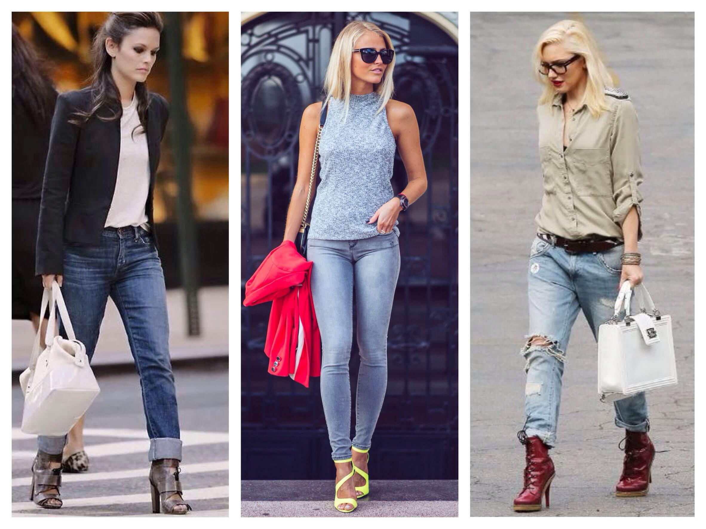 Взуття до джинсів  фото a0602ab872107