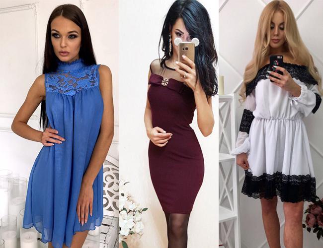 ba26e6b1ff6d82 Сукні 2018: фото, кращі новинки, модні тенденції