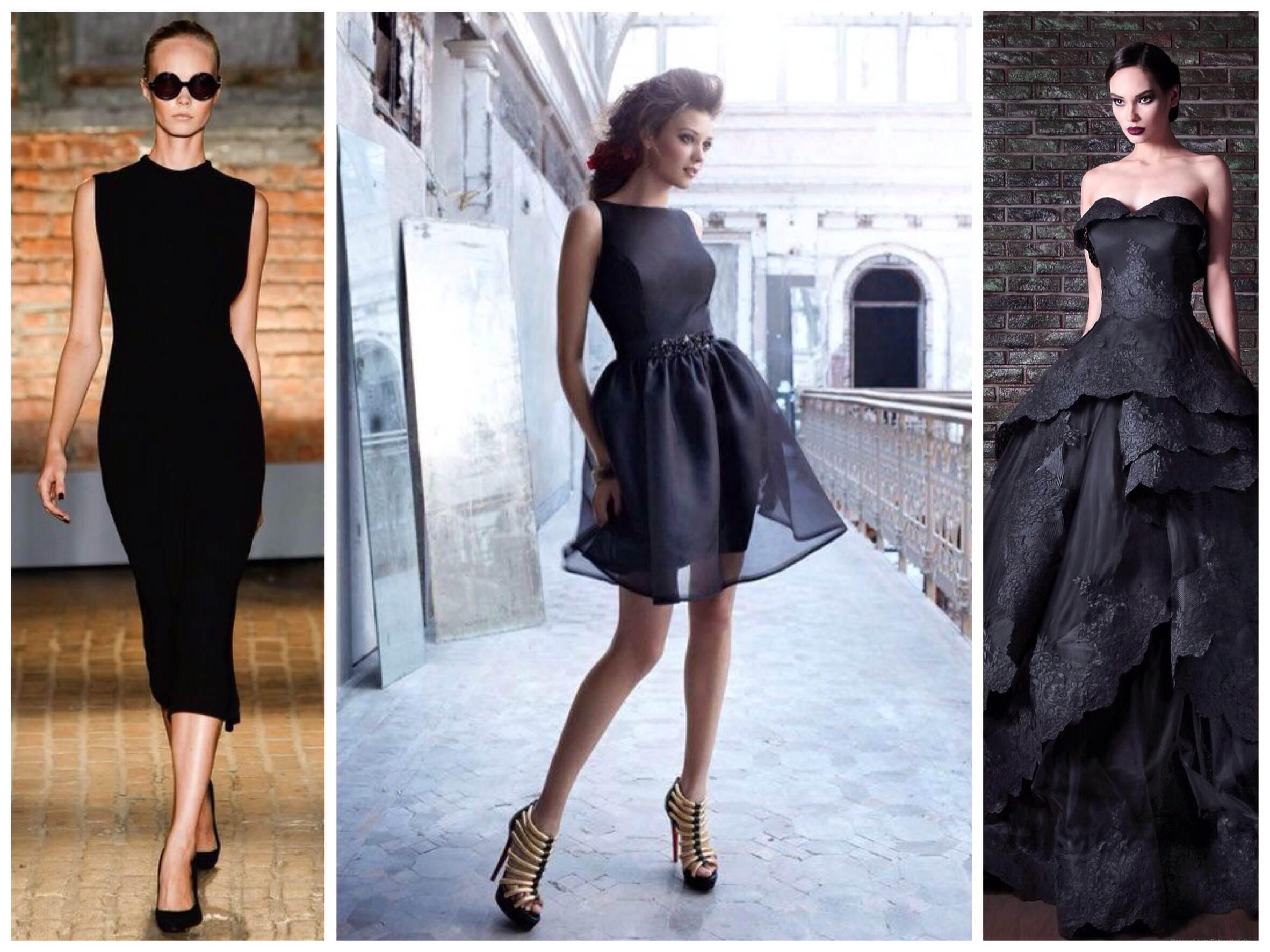 84c644a673c126 Велика роль маленького чорного плаття в історії моди