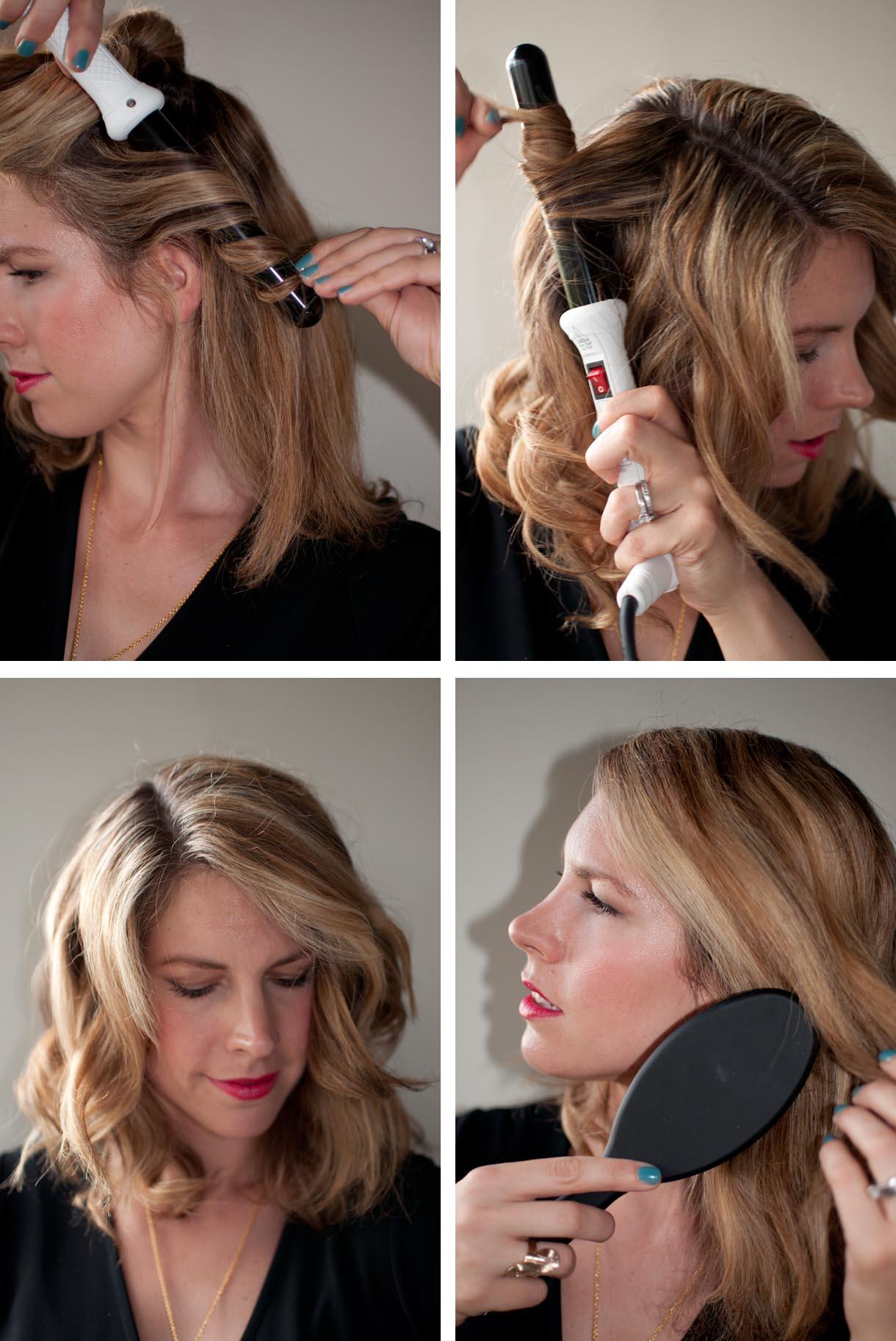 Гофре для волос: как сделать 32
