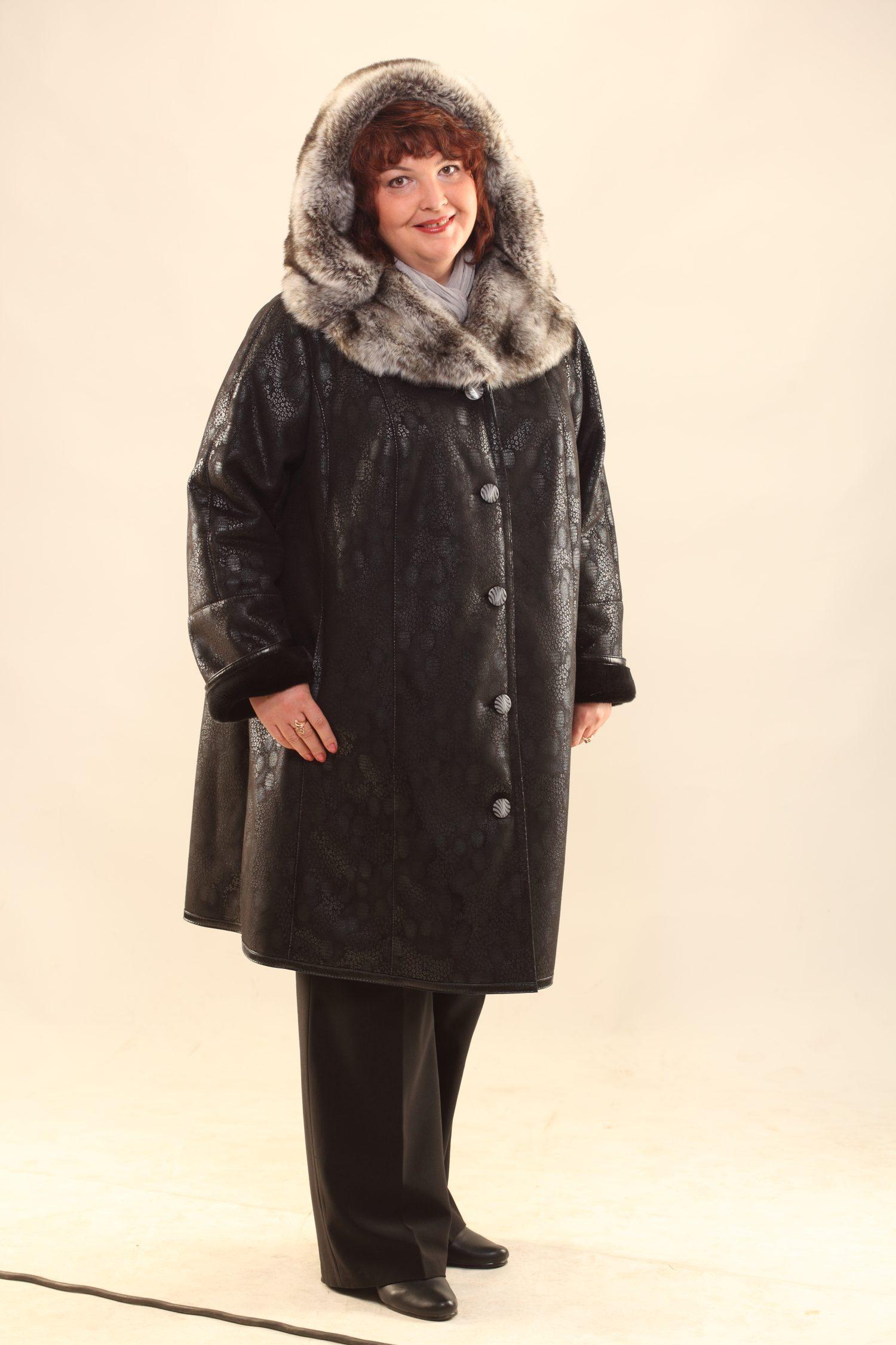 Купить шубу 68-70 размера русский мех