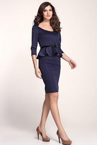 Як правильно підібрати сукню за типом фігури  фото 1235a39cdfa92