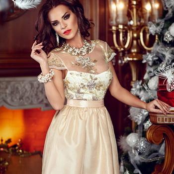 1df676566a5ba1 ... бажаючих блищати на новорічній вечірці своєї неотразимостью і красою,  вже зараз замислюються про те, в якому саме плаття зустрічати Новий 2018 рік .