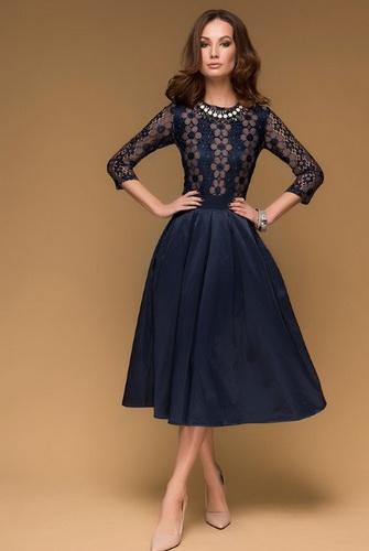 Приталене плаття-футляр – вузький напівприлягаючий наряд без  горизонтального шва на талії 489d768d5f255