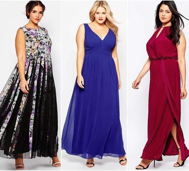 Купить Модные Платья Для Полных