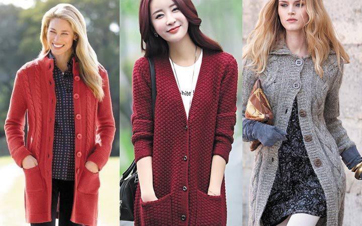 Кардиган-жилет — ще один модний тренд осіннього сезону. Його можна  поєднувати з класичною блузкою або облягаючому гольфом cc8fc15ec0789