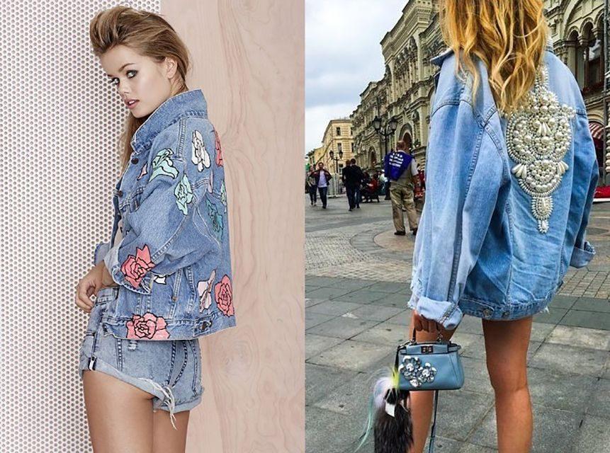fb67cdc9085762 Модні колекції провідних дизайнерів рясніють курточками, прикрашеними у  самих неочікуваних варіантах – тут можна побачити шкіряні, джинсові куртки,  ...