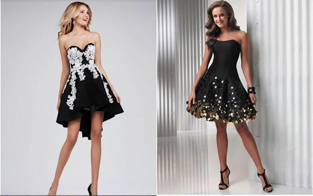 Модні коктейльні сукні 2018 — яскравий елемент богемного стилю 04aee603c2404
