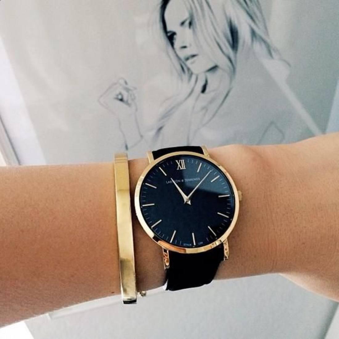Модні годинники 2018 рясніють моделями в мінімалістичному стилі. Незважаючи  на відсутність оригінального декору f08d0f2051822