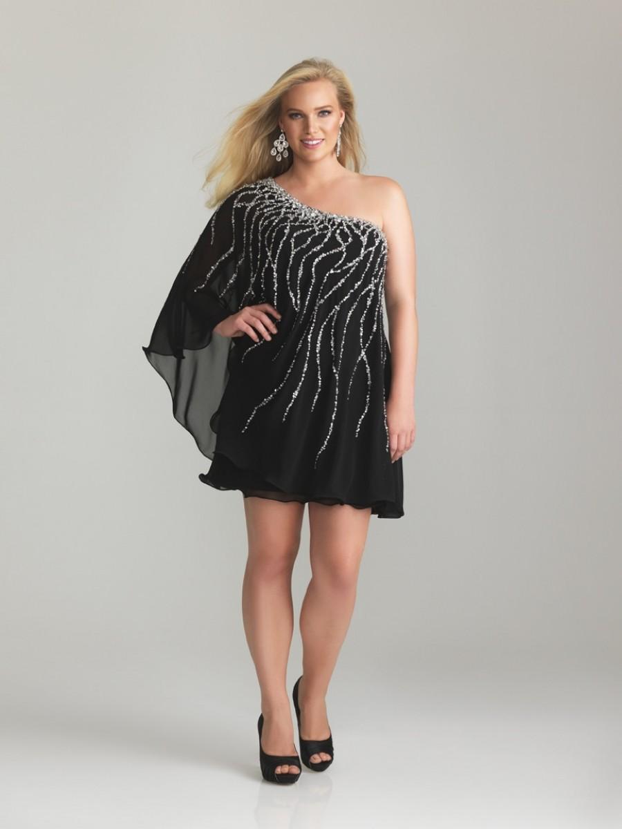 Вечірні сукні для повних  стильні і модні фасони для жінок та дівчат 27a3585ede21c