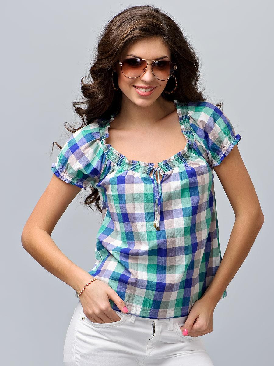 Лето Блузки Купить