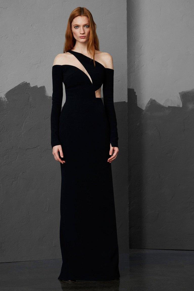 d7547acb3f0ce5 Шанувальниці чорного плаття будуть сильно здивовані дизайнерським  ап-грейдом вироба в 2018 році. Завдяки креативному підходу відомих кутюр'є  до створення ...