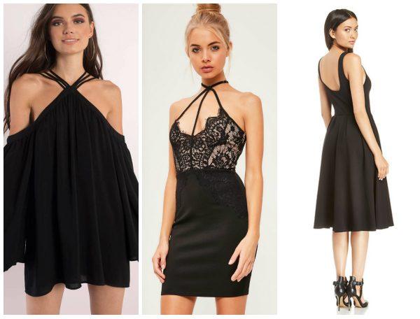 4ad2f9522aa269 ... літа 2018 Чорне плаття повинне бути у кожної модниці ...