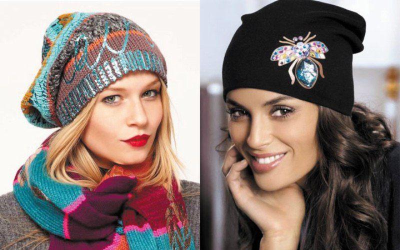 Так що тепер навіть найвибагливіші модниці без праці виберуть собі красиву  і стильну шапочку. Що буде актуально в 2018  9e79322a98510