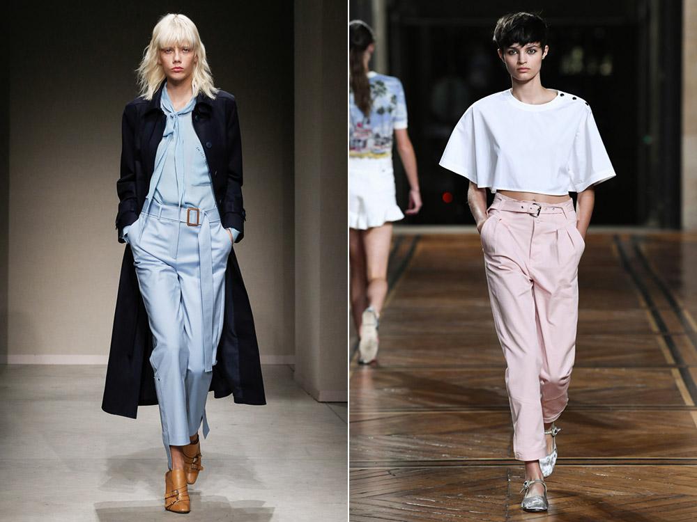 Модні штани весна-літо 2018  фото ce214a02bcfd1