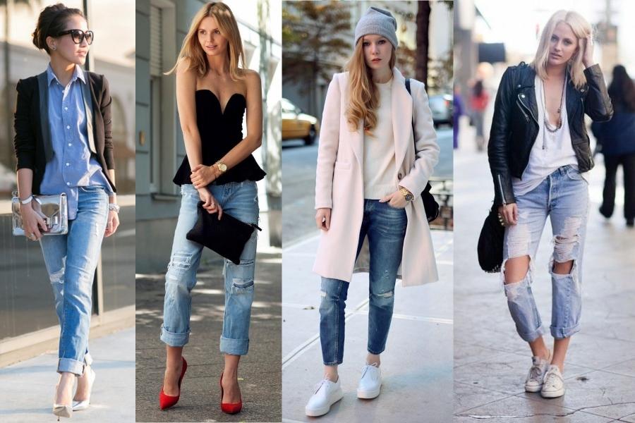 Джинси 2018 року модні тенденції і новинки 1bcfd67ac7643