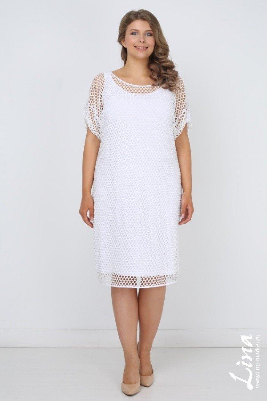 Модні літні сукні для повних жінок  100+ новинок сезону dd92606fa0b1c
