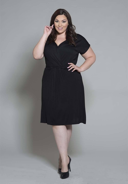 Модні літні сукні для повних жінок  100+ новинок сезону 51e04f5e73781