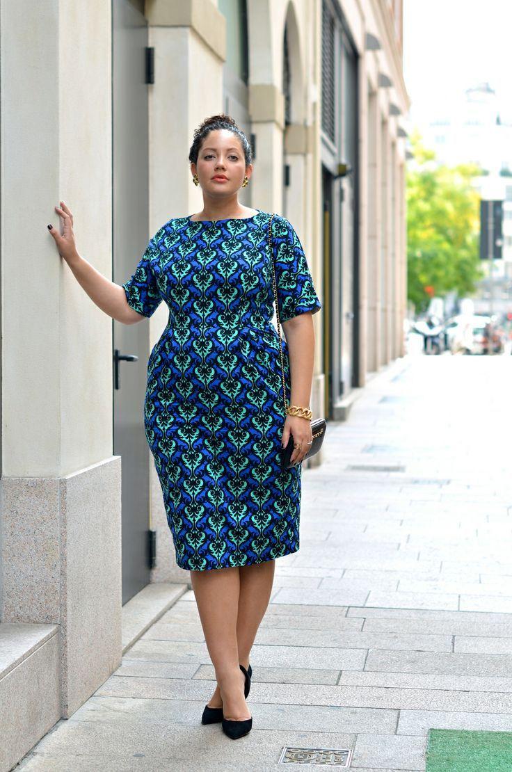 9d3911f06d150c Модні літні сукні для повних жінок: 100+ новинок сезону