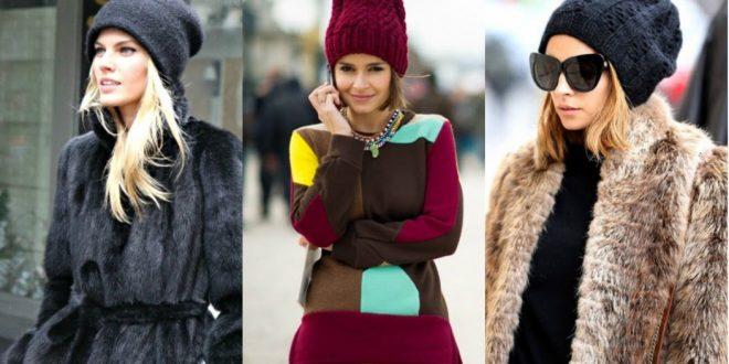 Модні жіночі шапки: 8 актуальних трендів осені-зими 2019